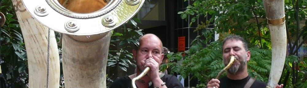 Didgeridoos + Luren